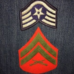 Military Patches (new)